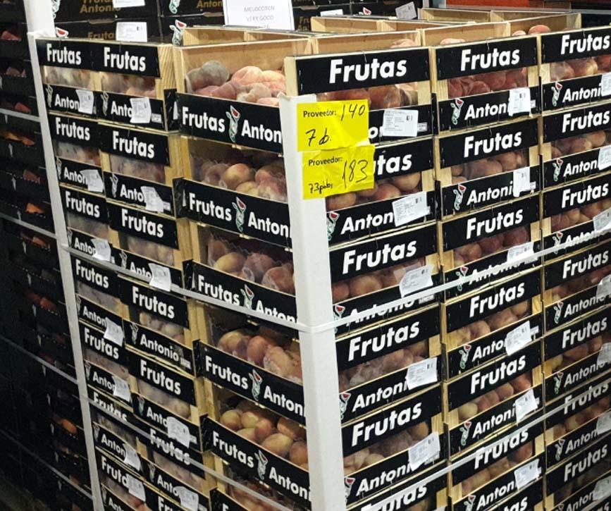 fruta a domicilio en castelldefels